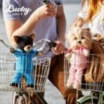 Orange Toys детска играчка Lucky Buzz фитнес 40см