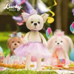 Orange Toys детска играчка Lucky Lili Виолет 40см