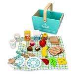 Lelin Toys, Комплект за пикник с кошница