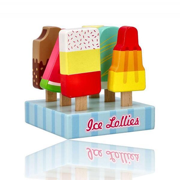 Lelin Toys, Щанд със сладоледи на клечка