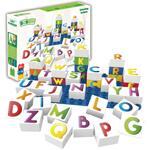 Конструктор BioBuddi - Кубчета с букви