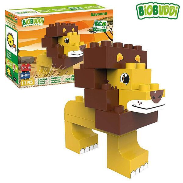 Конструктор BioBuddi - Лъв