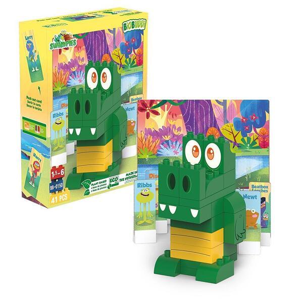 Конструктор BioBuddi - Крокодил