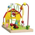 Lelin Toys, Дървен лабиринт, Ферма