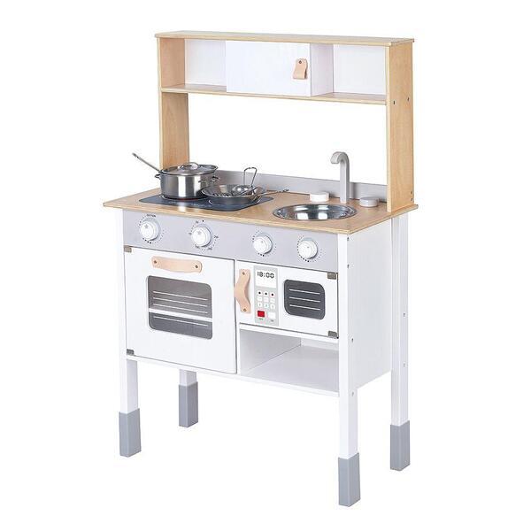 Lelin Toys, Детска дървена кухня, Малкият готвач
