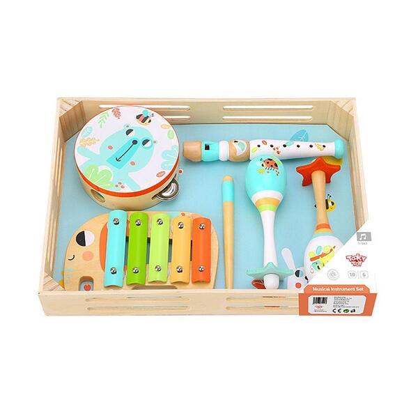 Tooky Toy, Комплект музикални инструменти, Празник в гората