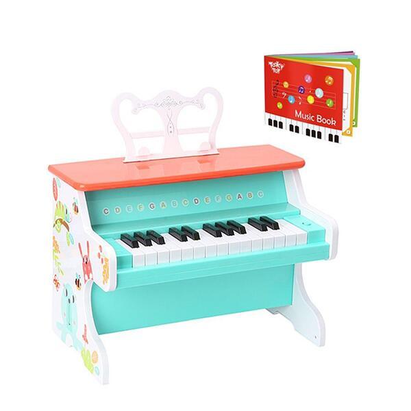 Tooky Toy, Детско пиано, Весели животни
