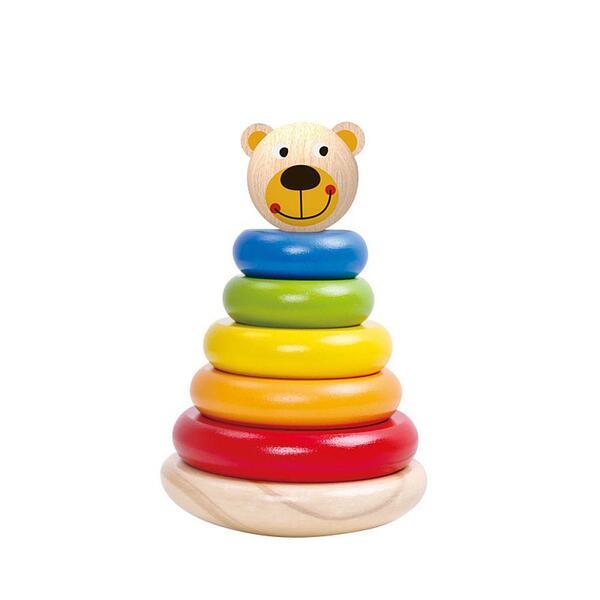 Tooky Toy, Дървена низанка, Мече