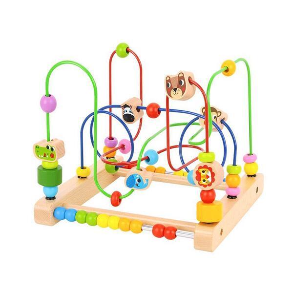 Tooky Toy, Дървен лабиринт, Диви животни