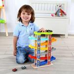 Tooky Toy, Голямо роли с шест колички