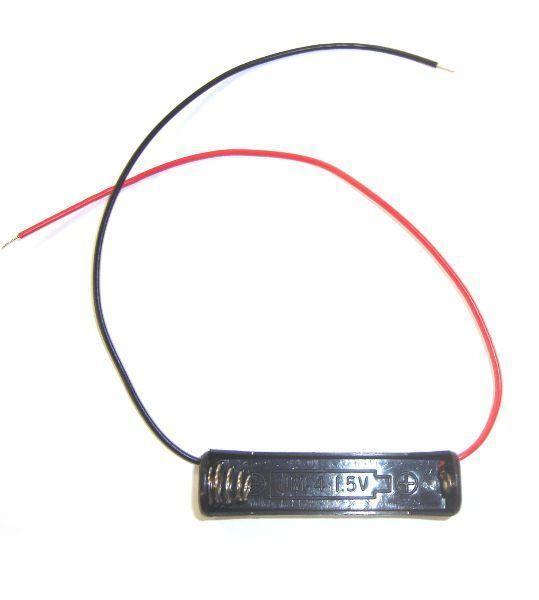 Държач за батерия 1 х ААA