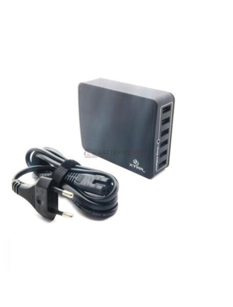 XTAR Six-U1 Inteligent USB Charger