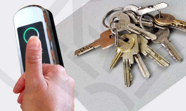 Защо да изберем електронното заключване вместо механичния ключ