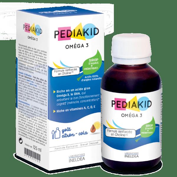 PEDIAKID Omega 3 (Сироп с Омега 3)