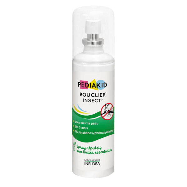 BOUCLIER INSECT spray (Спрей за деца против насекоми)
