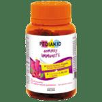 PEDIAKID Gommes Immunite (Дъвчащи мечета за имунитет)