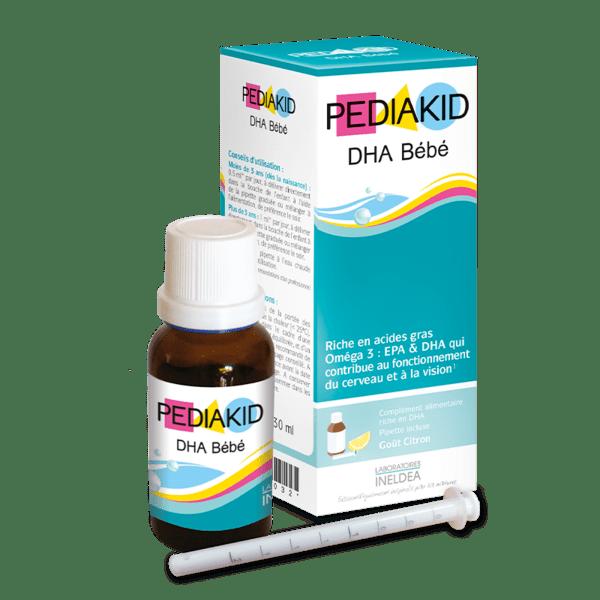 PEDIAKID DHA Bebe (Сироп с ДХК за бебета и малки деца)