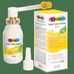 PEDIAKID Spray Nez-Gorge (Спрей за нос и гърло)