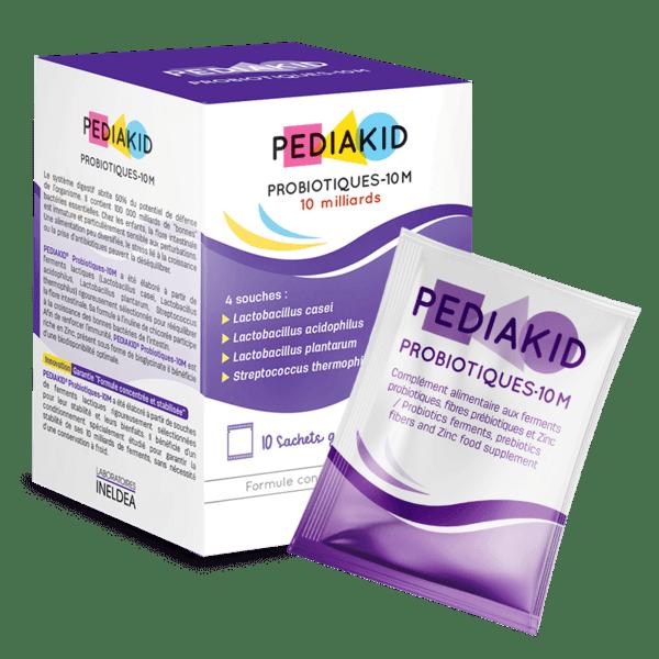 PEDIAKID Probiotiques – 10M (Пробиотични сашета)