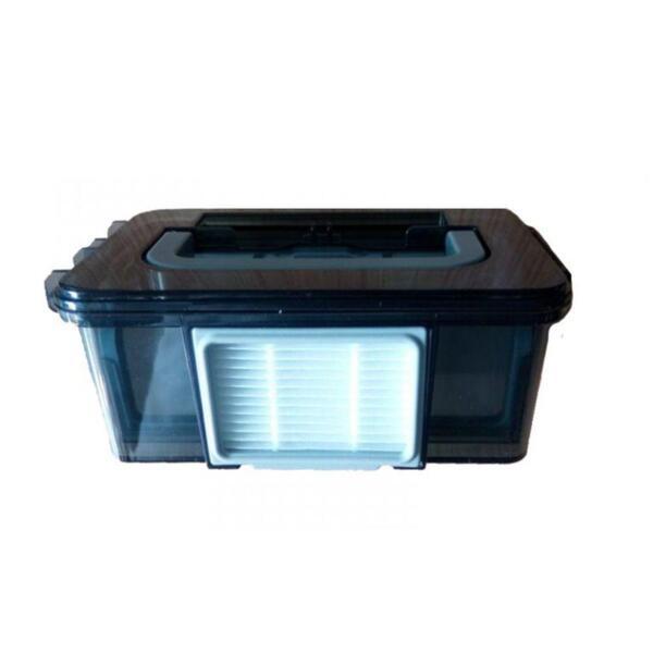 Комплект за модел OBERON / SUZUKA / PERLA / MONACO - контейнер за отпадъци, HEPA и основен фитър