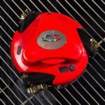 Робот за почистване на грил Grillbot - Червен
