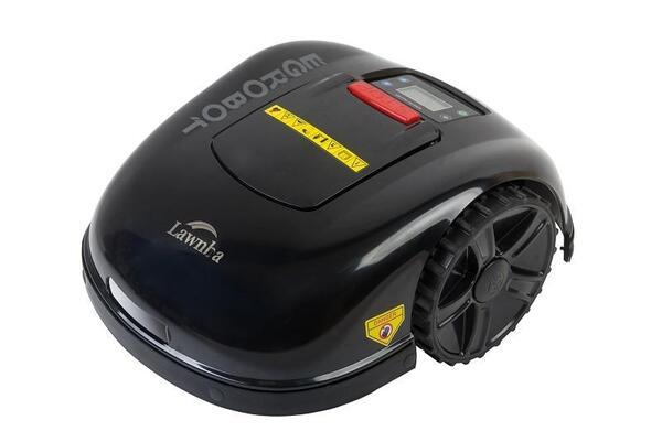 Роботизирана косачка EGROBOT E1600 - За площи до 2600 кв.м.