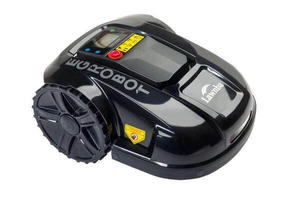 Роботизирана косачка EGROBOT E1600 - За площи до 2600 кв.м. - ТЕСТ срещу депозит и наем