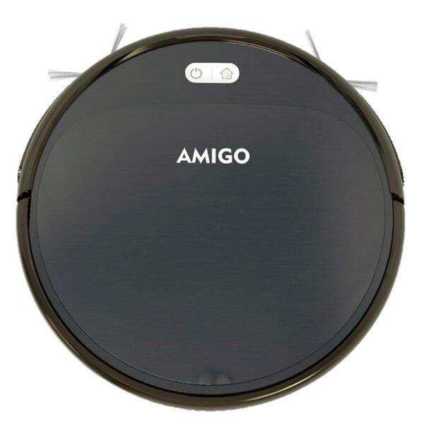 AMIGO  - Робот прахосмукачка - ТЕСТ срещу депозит и наем
