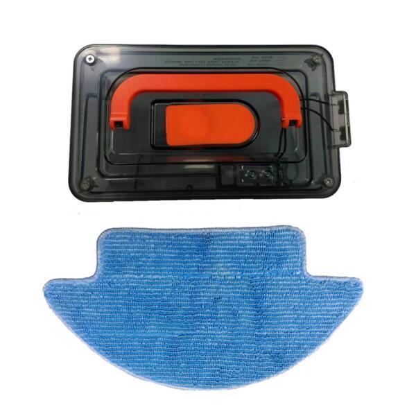Комплект контайнер за вода + 2 мопа за модел AMIGO (ISEELIFE) (без приставка)