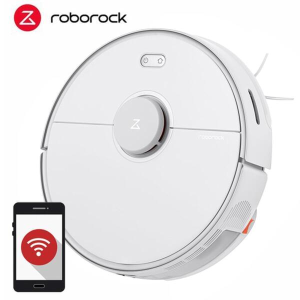 Xiaomi ROBOROCK S5 MAX (EU версия) - Робот прахосмукачка (бял)