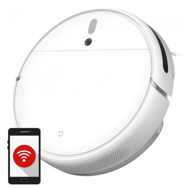 Xiaomi Mi Robot Vacuum Mop 1C - Робот прахосмукачка -  - ТЕСТ срещу депозит + наем