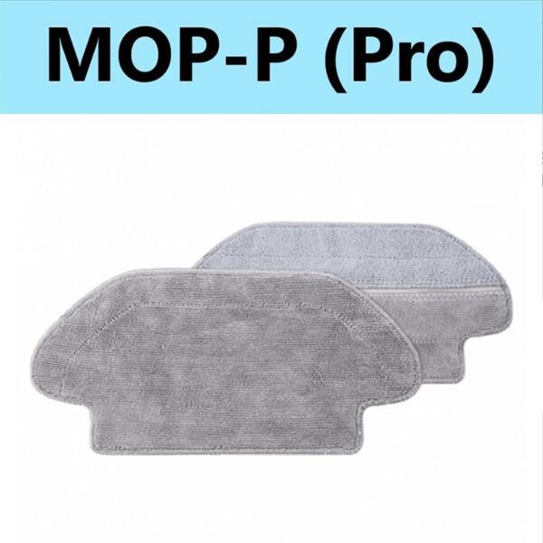 Комплект от 2 мопа за модел  Xiaomi Mi Robot Vacuum Mop-P (Pro) (ОРИГИНАЛЕН)