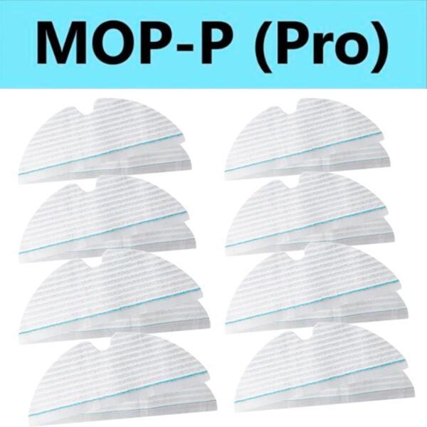 Комплект от 30 еднократни мопа за модел  Xiaomi Mi Robot Vacuum Mop-P (Pro) (ОРИГИНАЛЕН)