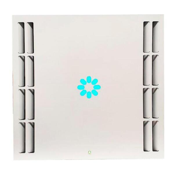 Уред за UVC дезинфекция на въздух - Air Square 180 (до 60 м2) - за монтаж на окачен таван