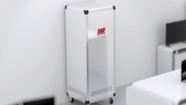 AAF AstroPure 2000: Нов въздухопречиствател за комерсиална употреба допълва портфолиото на Daikin за намаляване на потенциалните рискове от предаването на SARS-CoV-2