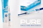 Писалка за избелване на зъби Pure Pen за искряща усмивка с бърз и дълготраен резултат.