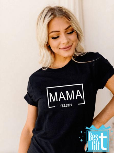 Тениска - MAMA est.