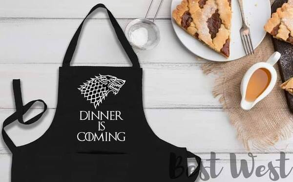 Престилка Dinner is coming