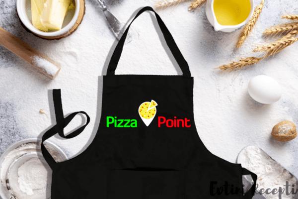 Престилка с Ваше лого - Пицария