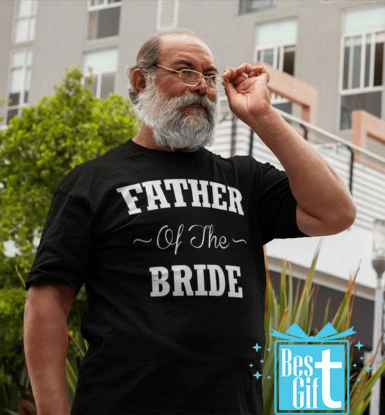 Тениска Бащата на Булката