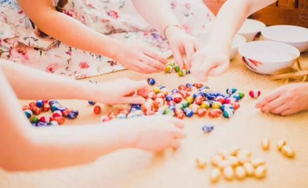 Великденски занимания за децата