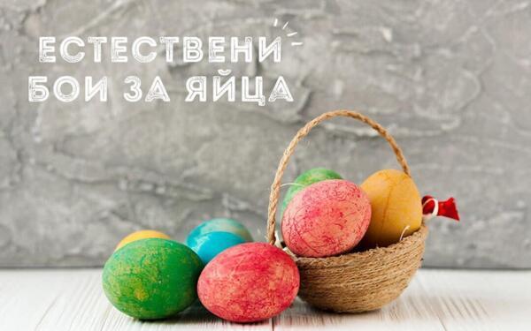 Естествени бои за яйца – изпитани рецепти с натурални съставки