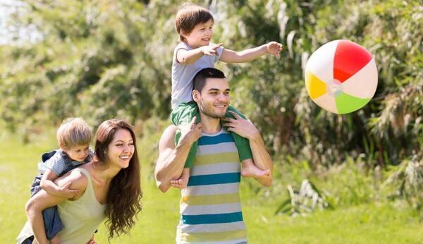 Весело лято с децата