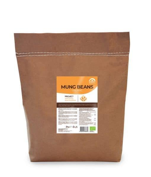 Био Боб мунг, 2kg, Smart Organic