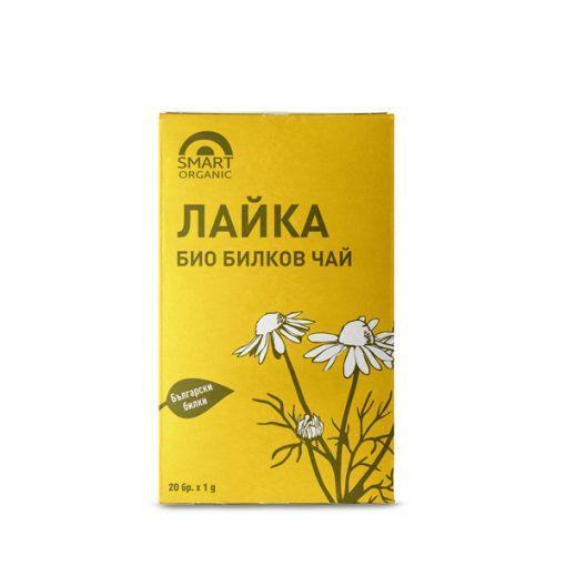Био Чай Лайка, 20g, Smart Organic