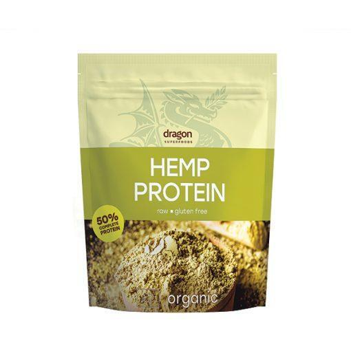 Био Протеин от Конопено Семе на Прах 50%, 1,5kg, Dragon Superfoods