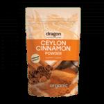 Цейлонска Канела на прах, 150g, Dragon Superfoods