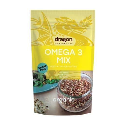 Био Функционален Omega 3 Mix, 200g, Dragon Superfoods