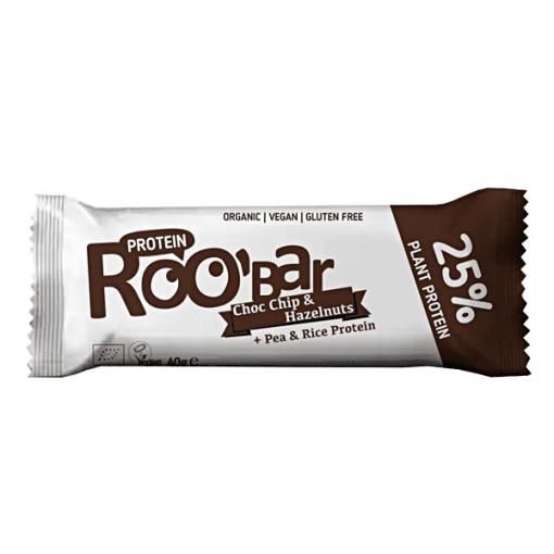 Протеинов десерт с лешник и шоколад, 40g, Roobar