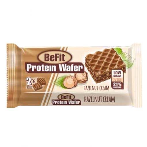 Протеинова вафла лешник, BeFit  50g
